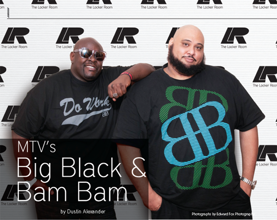 Big Black and Bam Bam